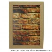Quadro Moldura em MDF 38x27,2x1cm - MDF - Palácio da Arte