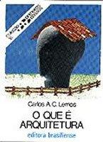 Que E Arquitetura, O - 16   - Brasiliense - 1