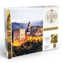 Quebra Cabeça 1000 Peças Alhambra - Grow - Grow