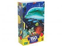 Quebra-cabeça 150 Peças Puzzle Amigos do Mar - Grow