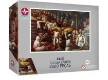 Quebra-cabeça 2000 Peças Portinari - Estrela