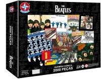 Quebra-cabeça 2000 Peças The Beatles  - Estrela
