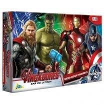 Quebra-Cabeça 250 Peças Vingadores Era de Ultron - Jak Toyster