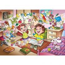 Quebra-Cabeça 30 Peças Livro Encantado - Grow
