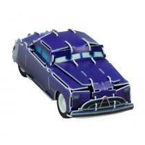 Quebra-Cabeça 3D - Disney - Carros - Doc Hudson - DTC - DTC