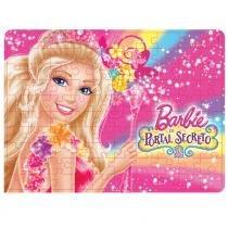 Quebra-Cabeça Barbie e o Portal Secreto - 100 Peças - Mattel - Mattel