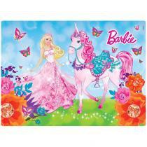 Quebra-Cabeça - Barbie e Unicórnio - 24 Peças - Mattel - Mattel