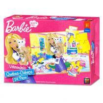 Quebra-Cabeça - Barbie - Veterinária - 24 Peças - Mattel - Mattel