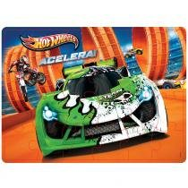 Quebra-Cabeça - Hot Wheels Acelera - 24 Peças - Mattel - Mattel