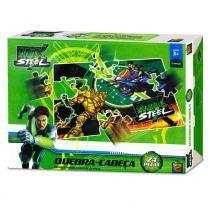 Quebra-Cabeça - Max Steel - Elementor - 24 Peças - Mattel - Mattel