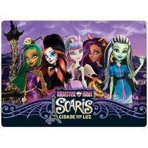 Quebra-Cabeça - Monster High Filme Scaris - 100 Peças - Mattel - Mattel