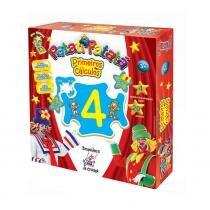 Quebra-Cabeça Primeiros Cálculos Patati Patatá - Brincadeira de Criança - Brincadeira de Criança