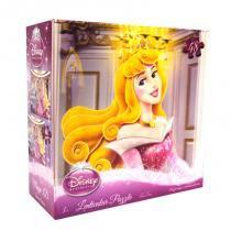 Quebra-Cabeça - Princesas Disney Super 3D Bela Adormecida - Grow - Yellow