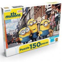 Quebra-Cabeça Puzzle 150 Peças Minions - Grow - Grow