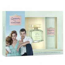 Queen of Seduction Antonio Banderas - Feminino - Eau de Toilette - Perfume + Desodorante - Antonio Banderas
