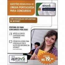 Questoes Resolvidas De Lingua Portuguesa Para Concursos - Iesde - 952787