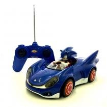 R/C SONIC Vehicle The Hedgehog - Sonic  Sega All Stars NKOK 611 -
