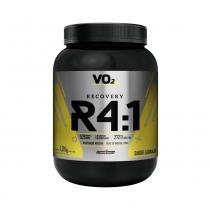 R4:1 recovery powder 1kg - laranja - Integralmedica