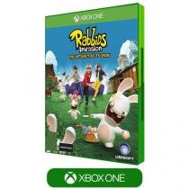 Rabbids Invasion para Xbox One - Ubisoft