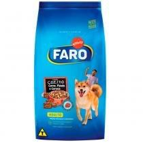 Ração Adultos Cozido de Carne/Figado e Cereais 25kg Faro -
