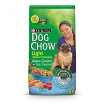 Ração Dog Chow Adultos Light 15 kg - Nestlé Purina