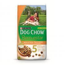 Ração Dog Chow Bem-Estar Adultos Raças Médias Grandes 1 kg - Nestlé purina