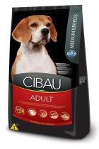 Ração Farmina Cibau Medium Breeds para Cães Adultos de Raças Médias - 15 kg -