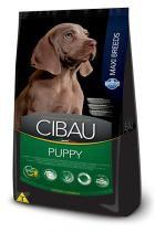 Ração Farmina Cibau Puppy para Cães Filhotes de Raças Grandes - 25 kg -