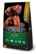 Ração Farmina Cibau Puppy para Cães Filhotes de Raças Pequenas - 7,5 kg -