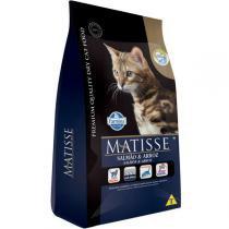 Ração Farmina Matisse Salmão e Arroz para Gatos Adultos -