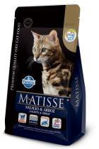 Ração Farmina Matisse Salmão e Arroz para Gatos Adultos - 10,1 kg -