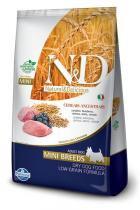 Ração Farmina ND Low Grain Cordeiro Cães Adultos Raças Pequenas - 800 g - Nd - low grain