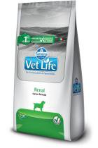 Ração Farmina Vet Life Natural Renal para Cães Adultos com Insuficiência Renal - 2 kg -