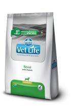Ração Farmina Vet Life Natural Renal para Cães Mini - 2 kg -