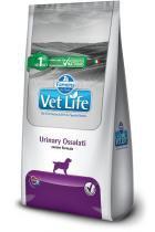 Ração Farmina Vet Life Urinary Ossalati para Cães Adultos com Cálculos Urinários - 2 kg -