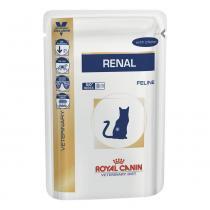 Ração feline renal s/o sachê 85g - Royal canin