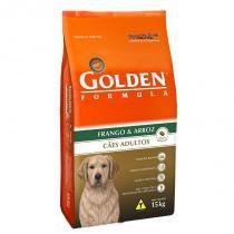 Ração Golden Cães Adulto - Frango - 15kg -