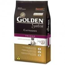 Ração Golden Gato Adulto Castrado - Frango - 10,1kg -