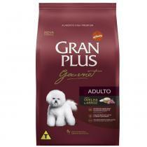 Ração Guabi Gran Plus Gourmet Ovelha e Arroz para Cães Adultos -