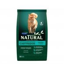 Ração GUABI NATURAL Gatos Adultos Castrados 7.5 kg - Guabi Petcare