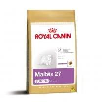 Ração maltês 27 junior 1kg - Royal canin