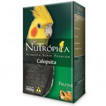 Ração Nutrópica Calopsita com Frutas 900 gr - Nutrópica