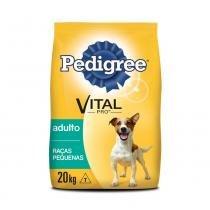 Ração Pedigree para Cães Adultos de Raças Pequenas a partir de 10 Meses de Idade -