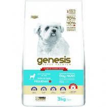 Ração Premiatta Genesis Raças Pequenas - 3kg - Premiatta