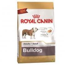 Ração Royal Canin Bulldog Adult para Cães Adultos da Raça Bulldog - 12 kg -