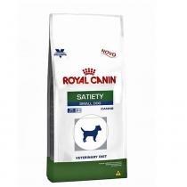 Ração Royal Canin Canine Veterinary Diet Satiety para Cães de Raças Pequenas - 1,5 KG -