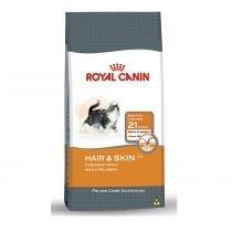 Ração Royal Canin Hair Skin - Gatos Adultos - 1,5 kg -