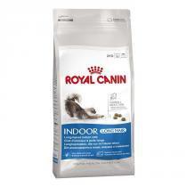 Ração Royal Canin Indoor Long Hair para gatos adultos de peloslongos que vivem em ambientes internos - 400 gr -