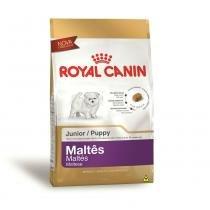 Ração Royal Canin Maltês Junior para cães filhotes - 2,5 kg -
