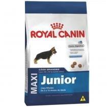 Ração Royal Canin Maxi Junior para cães filhotes de porte grande - 15 kg -